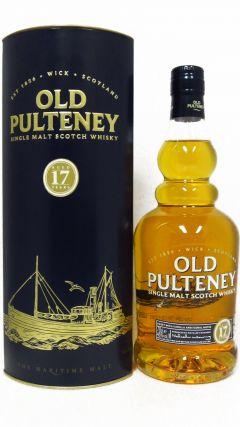 Old Pulteney - Highland Single Malt 17 year old Whisky