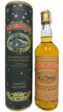 Speyside - Drumguish Whisky