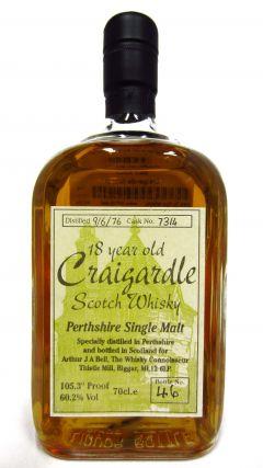 Blair Athol - Craigardle Scotch - 1976 18 year old Whisky