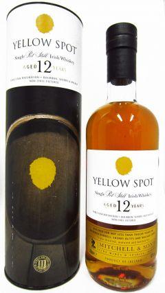 Yellow Spot - Single Pot Still Irish 12 year old Whiskey