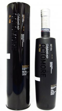 Bruichladdich - Octomore 05.1  /5_169 - 2007 5 year old Whisky