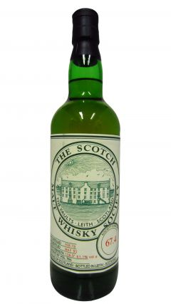 Banff (silent) - Scotch Malt Whisky Society SMWS 67.4 - 1978 17 year old Whisky