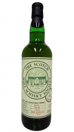 Glenlossie - Scotch Malt Whisky Society SMWS 46.6 - 1978 19 year old Whisky