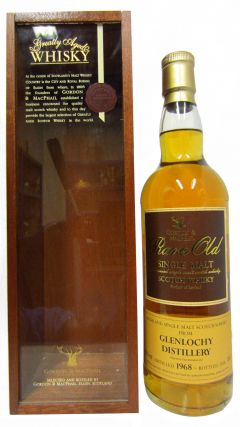 Glenlochy (silent) - Rare Old - 1968 38 year old Whisky