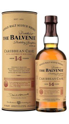 Balvenie - Caribbean Cask 14 year old Whisky