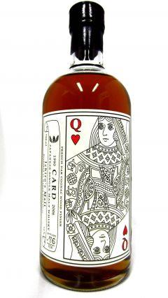 Hanyu (silent) - Queen of Hearts Ichiro's Malt - 1990 16 year old Whisky