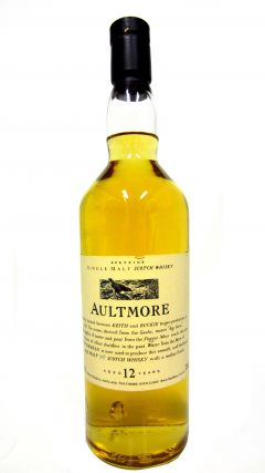 Aultmore - Flora and Fauna 1st Edition - 1979 12 year old Whisky
