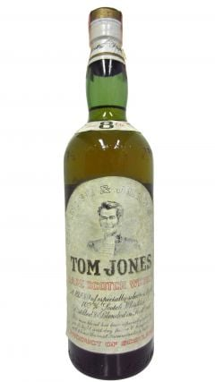 Blended Malt - Tom Jones Rare Scotch 8 year old Whisky