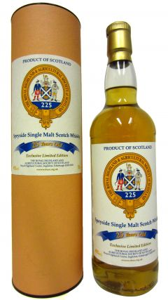 Speyside - Royal Highland Agricultutral Society - 1984 25 year old Whisky