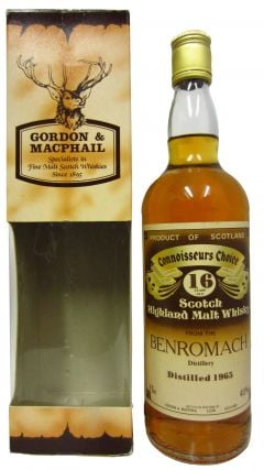 Benromach - Connoisseurs Choice - 1965 16 year old Whisky