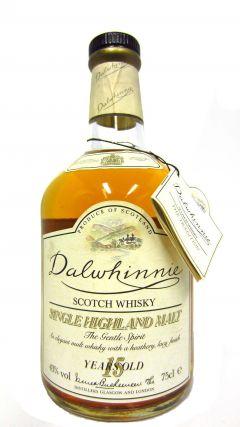 Dalwhinnie - Single Highland Malt 15 year old Whisky
