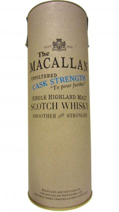 Macallan - Exceptional Single Cask #5 - 1989 14 year old Whisky