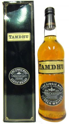 Tamdhu - Fine Single Malt (old bottling) Whisky