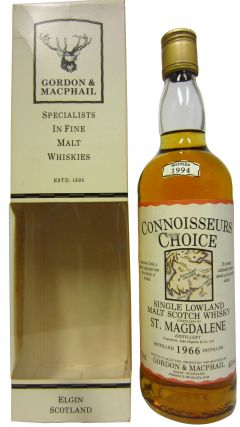 St. Magdalene (silent) - Connoisseurs Choice - 1966 28 year old Whisky