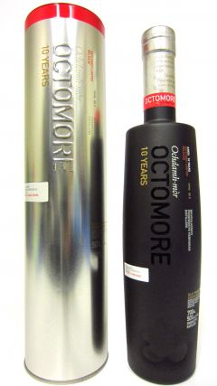 Bruichladdich - Octomore 10 1st Edition - 2002 10 year old Whisky