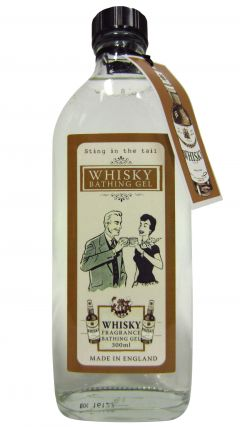 HTFW Whisky Shower and Bath Gel