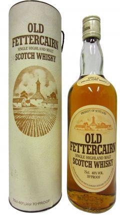 Fettercairn - Single Highland Malt Whisky