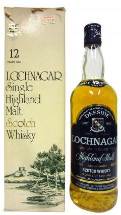 Royal Lochnagar - Single Highland Malt Scotch 12 year old Whisky