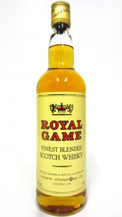 Blended Malt - Royal Game Whisky