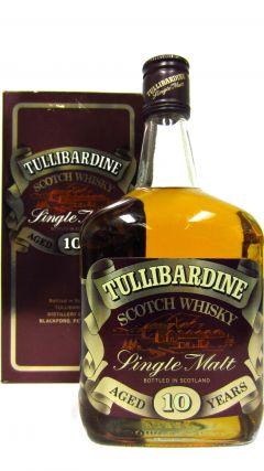 Tullibardine - Single Malt Scotch 10 year old Whisky