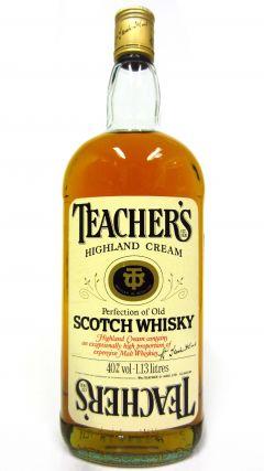 Teacher's - Highland Cream (old bar size bottling) Whisky