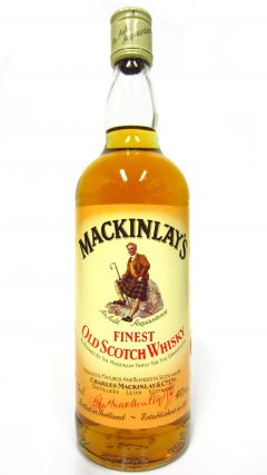 Mackinlay's - Finest Old Scotch Whisky