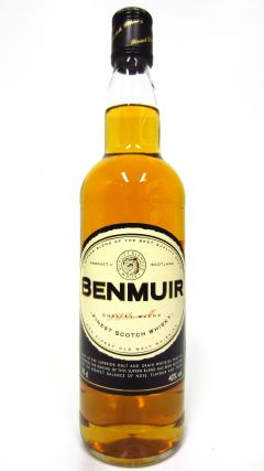 Blended Malt - Benmuir finest Scotch Whisky
