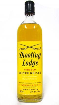 Blended Malt - Shootling Lodge Whisky