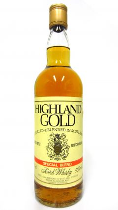 Blended Malt - Highland Gold Special Blend Whisky