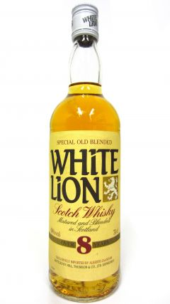 Blended Malt - White Lion 8 year old Whisky