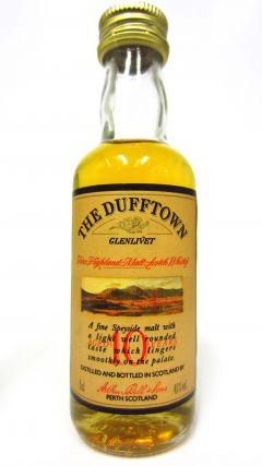 Dufftown - Fine Highland Malt Miniature 10 year old Whisky