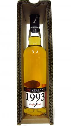 New Zealand - Single Cask - 1993 19 year old Whisky