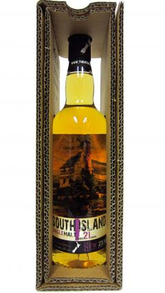 New Zealand - The South  Island - 1990 21 year old Whisky