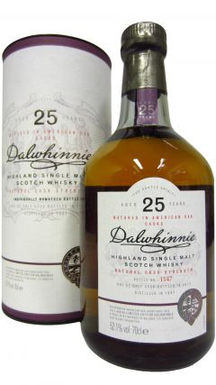 Dalwhinnie - 2012 Special Release - 1987 25 year old Whisky