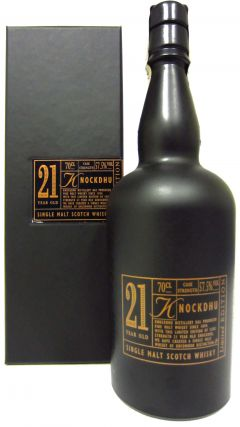 Knockdhu - Limited Edition Cask Strength - 1978 21 year old Whisky