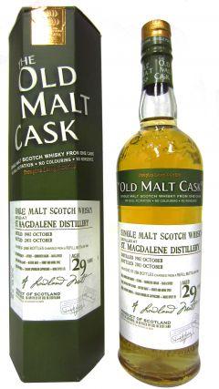 St. Magdalene (silent) - Old Malt Cask - 1982 29 year old Whisky
