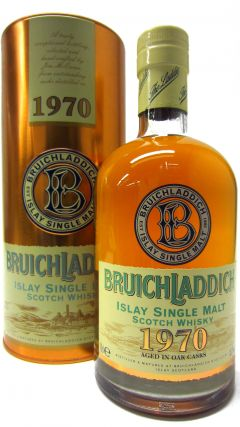 Bruichladdich - Islay Single Malt - 1970 32 year old Whisky