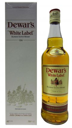 Dewar's - White Label Whisky