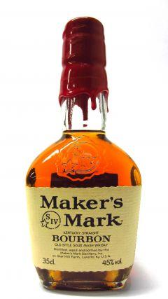 Maker's Mark - Kentucky Straight Bourbon 35 (old style) Whiskey