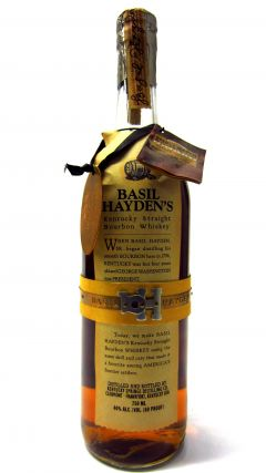 Basil Hayden's - Small Batch Bourbon 8 year old Whiskey