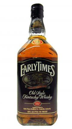 Early Times - Old Style Kentucky (1 Litre) 3 year old Whiskey