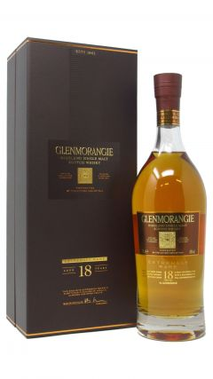 Glenmorangie - Highland Single Malt Scotch 18 year old Whisky