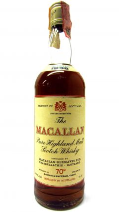 Macallan - Pure Highland Malt - 1938 Whisky