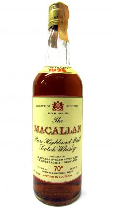 Macallan - Pure Highland Malt - 1936 Vintage - 1936 Whisky