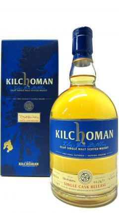 Kilchoman - Royal Mile Single Cask - 2007 3 year old Whisky