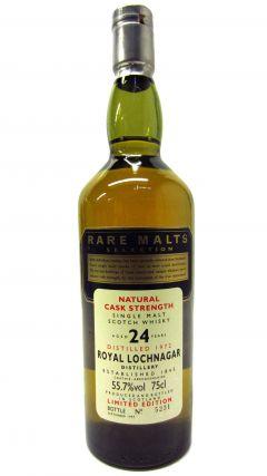 Royal Lochnagar - Rare Malts - 1972 24 year old Whisky
