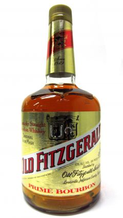 Old Fitzgerald - Gold Label Bourbon 6 year old Whiskey