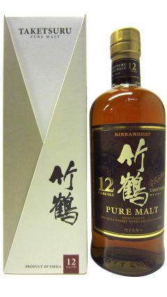 Nikka Taketsuru - Pure Malt 12 year old Whisky