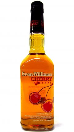 Evan Williams - Cherry Reserve Liqueur Whiskey