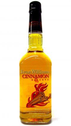 Evan Williams - Cinnamon Reserve Liqueur Whiskey